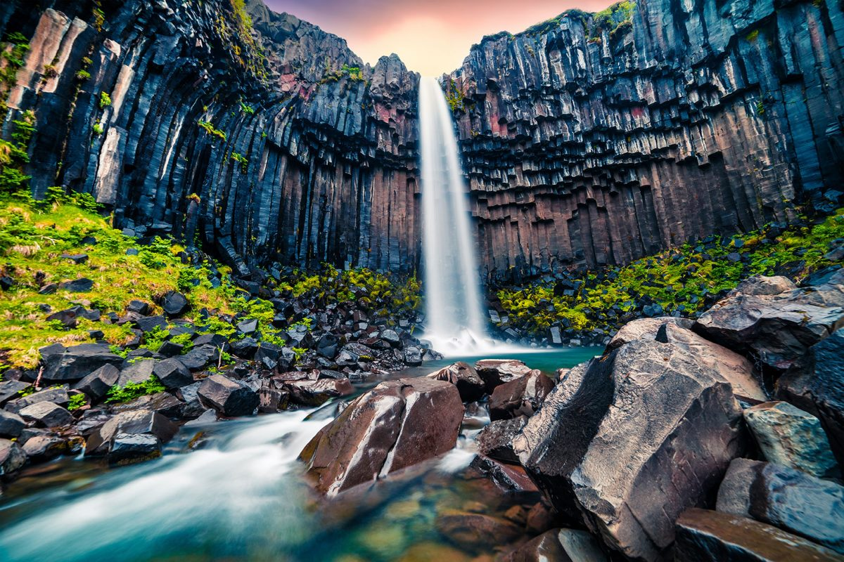 Finding Truth Waterfall Image